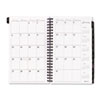 AAG7091310 Executive Recycled Fashion Weekly/Monthly Planner Refill, 4 5/8 x 8, 2015 AAG 7091310