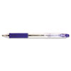 PENBK93C R.S.V.P. RT Ballpoint Retractable Pen, Blue Ink, Medium, Dozen PEN BK93C