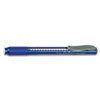 PENZE22C Clic Eraser Pencil-Style Grip Eraser, Blue PEN ZE22C