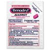 Benadryl Allergy Ultratabs