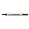 PIL41801 Creative Art & Crafts Marker, 1.0mm Brush Tip, Permanent, Silver PIL 41801