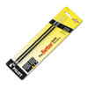 PIL77215 Refill, Non-retract Better/BetterGrip/EasyTouch Ballpoint, Fine, BLK, 2/Pack PIL 77215