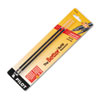PIL77223 Refill, Non-retract Better/BetterGrip/EasyTouch Ballpoint, Med, Red, 2/Pack PIL 77223