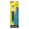 PIL77284 Refill for V Ball Retractable Rolling Ball Pen, Extra Fine, Blue Ink PIL 77284
