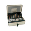 PM Company 3-in-1 Cash-Change-Storage Security Box