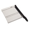 PREP212X PolyBoard Paper Trimmer, 10 Sheets, Plastic Base, 11 3/8