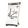 QRTEU500E Euro Magnetic Dry Erase Easel, 27 x 39, White QRT EU500E
