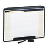 QRTMMC25 Motion Portable Monthly Calendar, Dry Erase, 24 x 18 QRT MMC25