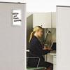 QRTTM1107 iQTotal Erase Board, 11 x 7, White, Translucent Frame QRT TM1107