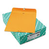 QUA37805 Clasp Envelope, 11 1/2 x 14 1/2, 32lb, Brown Kraft, 100/Box QUA 37805