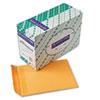 QUA43662 Redi-Seal Catalog Envelope, 9 1/2 x 12 1/2, Brown Kraft, 250/Box QUA 43662