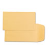 QUA50162 Kraft Coin & Small Parts Envelope, Side Seam, #1, Brown Kraft, 500/Box QUA 50162