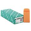QUA50260 Kraft Coin & Small Parts Envelope, Side Seam, #3, Brown Kraft, 500/Box QUA 50260