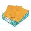 QUA63666 Brown Kraft Kraft Redi-Tac Box-Style Interoffice Envelope, 10 x 13, 100/Box QUA 63666