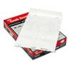 QUAR1660 Tyvek Mailer, Side Seam, 10 x 15, White, 100/Box QUA R1660