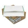 QUAR4460 Tyvek Booklet Expansion Mailer, 1st Class, 10 x 15 x 2, White, 18lb, 100/Carton QUA R4460
