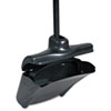 RCP253200BLA Lobby Pro Upright Dustpan, w/Cover, 12 1/2