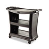Rubbermaid® Commercial Executive Service Cart | www.SelectOfficeProducts.com