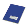 RED43571 Chemistry Notebook, Narrow Rule, 9-1/4 x 7-1/2, Green, 60 Sheets/Pad RED 43571