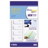 Rediform Self-Stick Telephone Message Book