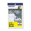 RED5L527 Sales Book, 4 1/4 x 6 3/8, Carbonless Duplicate, 50 Sets/Book RED 5L527