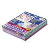 PAC101058 Array Colored Bond Paper, 20lb, 8-1/2 x 11, Assorted Pastels, 500 Sheets/Ream PAC 101058