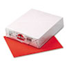 PAC102054 Kaleidoscope Multipurpose Colored Paper, 24lb, 8-1/2 x 11, Rojo Red, 500 Shts/Rm PAC 102054
