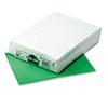 PAC102057 Kaleidoscope Multipurpose Colored Paper, 24lb, 8-1/2 x 11, Emerald Green, 500/Rm PAC 102057