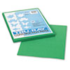PAC102960 Tru-Ray Construction Paper, 76 lbs., 9 x 12, Holiday Green, 50 Sheets/Pack PAC 102960
