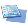PAC103022 Tru-Ray Construction Paper, 76 lbs., 9 x 12, Blue, 50 Sheets/Pack PAC 103022