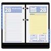 AAGE51750 QuickNotes Recycled Desk Calendar Refill, 3 1/2