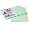 PAC103047 Tru-Ray Construction Paper, 76 lbs., 12 x 18, Light Green, 50 Sheets/Pack PAC 103047