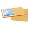 PAC103055 Tru-Ray Construction Paper, 76 lbs., 12 x 18, Tan, 50 Sheets/Pack PAC 103055