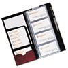 Rolodex Low Profile Business Card Book