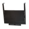 RUB16698 Hot File Panel and Partition Hanger Set, Dark Brown RUB 16698