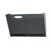 RUBL16903 Classic Hot File Magnetic Pocket, Letter, Smoke RUB L16903