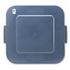 RCP353900GY Square Brute Lid, 26 x 24 x 2 1/5