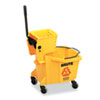Rubbermaid Commercial WaveBrake Bucket/Wringer Combos
