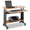 """Safco 35"""" Wide Adjustable Height Workstation"""
