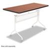 SAF2065CY Impromptu Mobile Training Table Top, Rectangular, 48w x 24d, Cherry SAF 2065CY