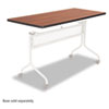 SAF2066CY Impromptu Mobile Training Table Top, Rectangular, 60w x 24d, Cherry SAF 2066CY