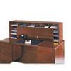 Safco High-Clearance Single Shelf Desktop Organizer