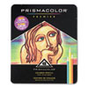SAN3598T Premier Colored Woodcase Pencils, 48 Assorted Colors/Set SAN 3598T
