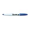 SAN16003 Vis-à-Vis Wet-Erase Marker, Fine Point, Blue, Dozen SAN 16003