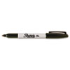 SAN30051 Permanent Markers, Fine Point, Black SAN 30051