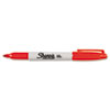 SAN30052 Permanent Markers, Fine Point, Red SAN 30052