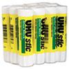 SAU99450 UHU Stic Permanent Clear Application Glue Stick, .29 oz, 12/Pack SAU 99450