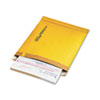SEL15817 Utility Self-Seal Mailer, Side Seam, #5, 10 1/2x14 3/4, Golden Brown, 100/Carton SEL 15817