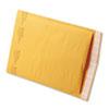 SEL39095 Jiffylite Self-Seal Mailer, #4, 9 1/2 x 14 1/2, Golden Brown, 100/Carton SEL 39095