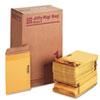 SEL49380 Jiffy Rigi Bag Mailer, Side Seam, #1, 7 1/4 x 12, Golden Brown, 250/Carton SEL 49380